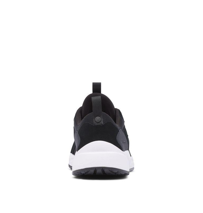 PIVOT™   010   7 Men's Pivot™ Shoe, Black, White, back