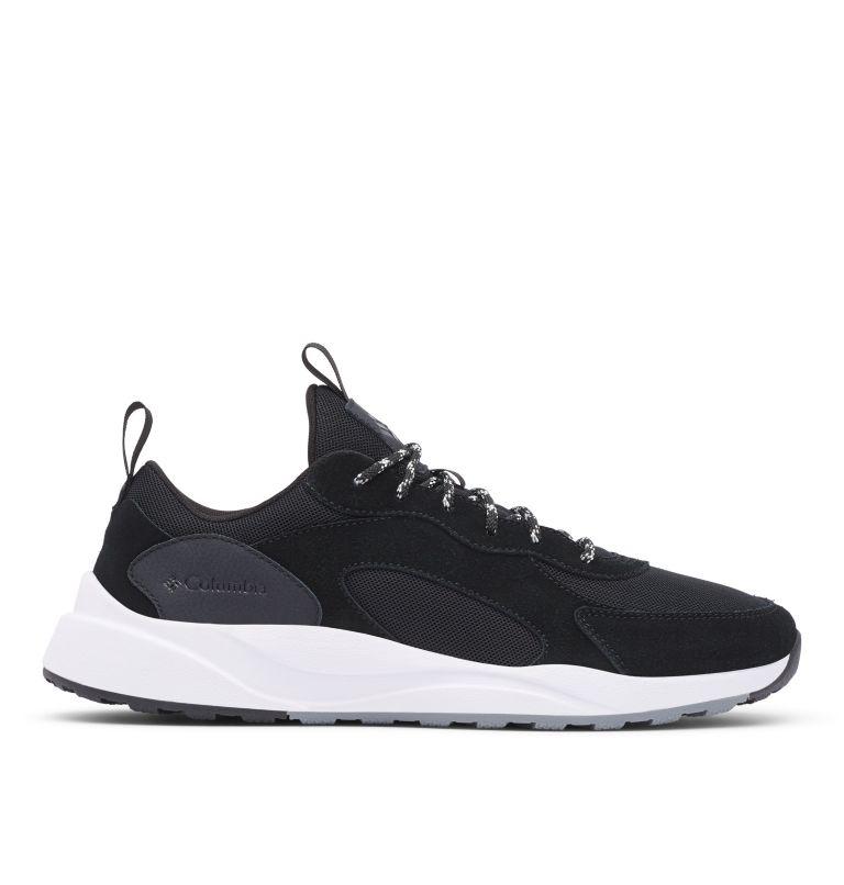 PIVOT™   010   7 Men's Pivot™ Shoe, Black, White, front