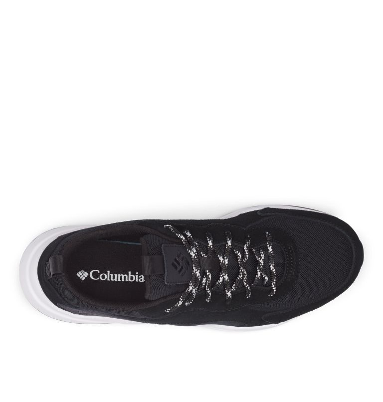 PIVOT™   010   7 Men's Pivot™ Shoe, Black, White, top