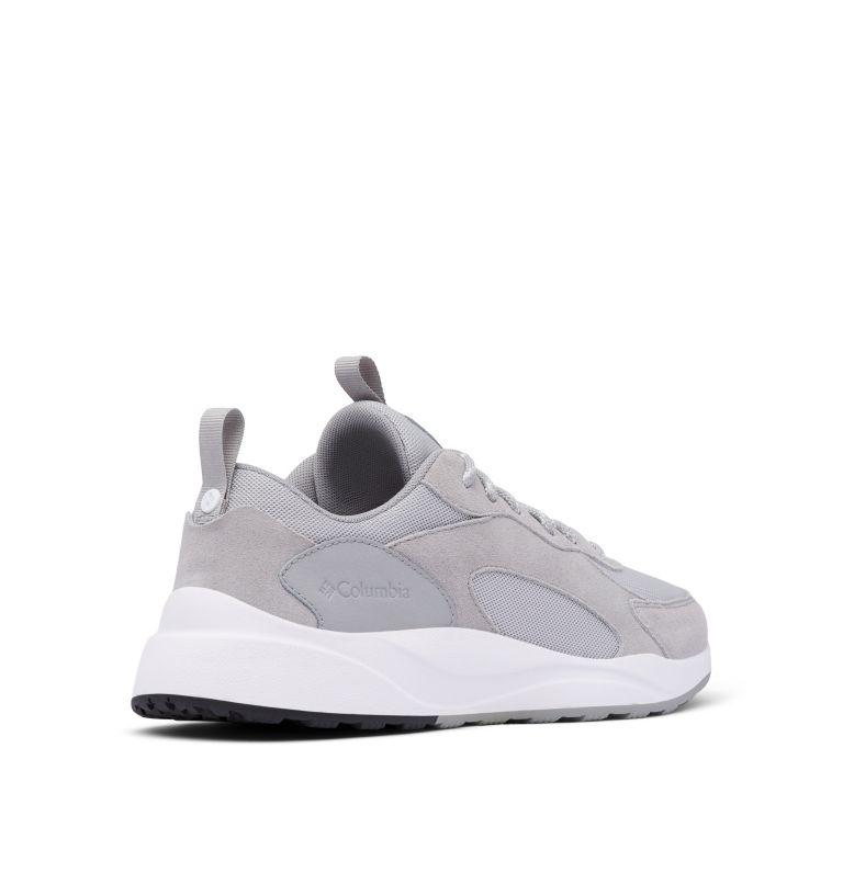 PIVOT™ | 063 | 10 Men's Pivot™ Shoe, Grey Ice, White, 3/4 back