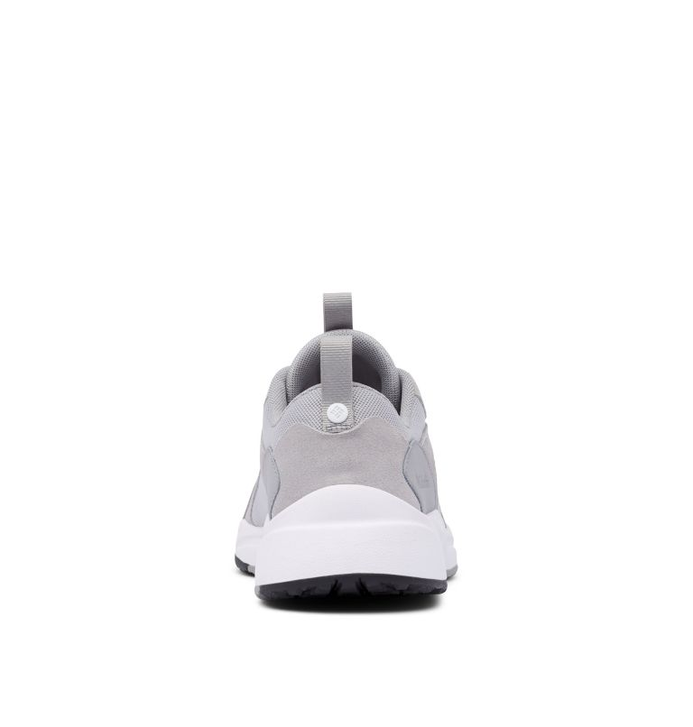 PIVOT™ | 063 | 10 Men's Pivot™ Shoe, Grey Ice, White, back