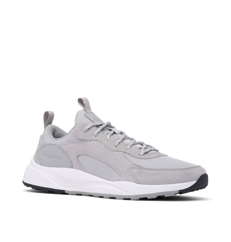 PIVOT™ | 063 | 14 Men's Pivot™ Shoe, Grey Ice, White, 3/4 front