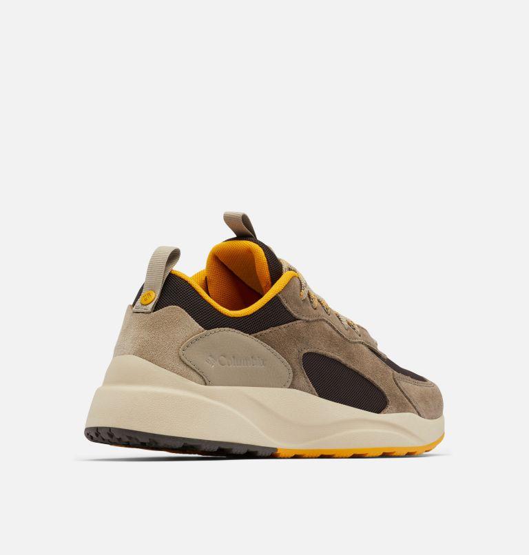 PIVOT™ | 231 | 9 Men's Pivot™ Shoe, Cordovan, Golden Yellow, 3/4 back