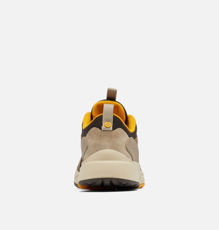 PIVOT™ | 231 | 12 Men's Pivot™ Shoe, Cordovan, Golden Yellow, back
