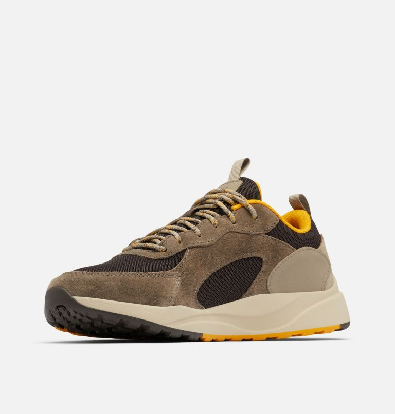 PIVOT™ | 231 | 12 Men's Pivot™ Shoe, Cordovan, Golden Yellow