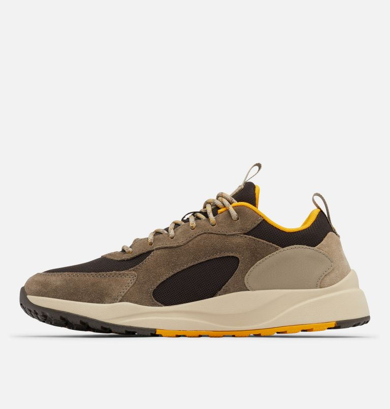 PIVOT™ | 231 | 8.5 Men's Pivot™ Shoe, Cordovan, Golden Yellow, medial