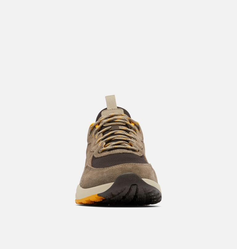 PIVOT™ | 231 | 12 Men's Pivot™ Shoe, Cordovan, Golden Yellow, toe