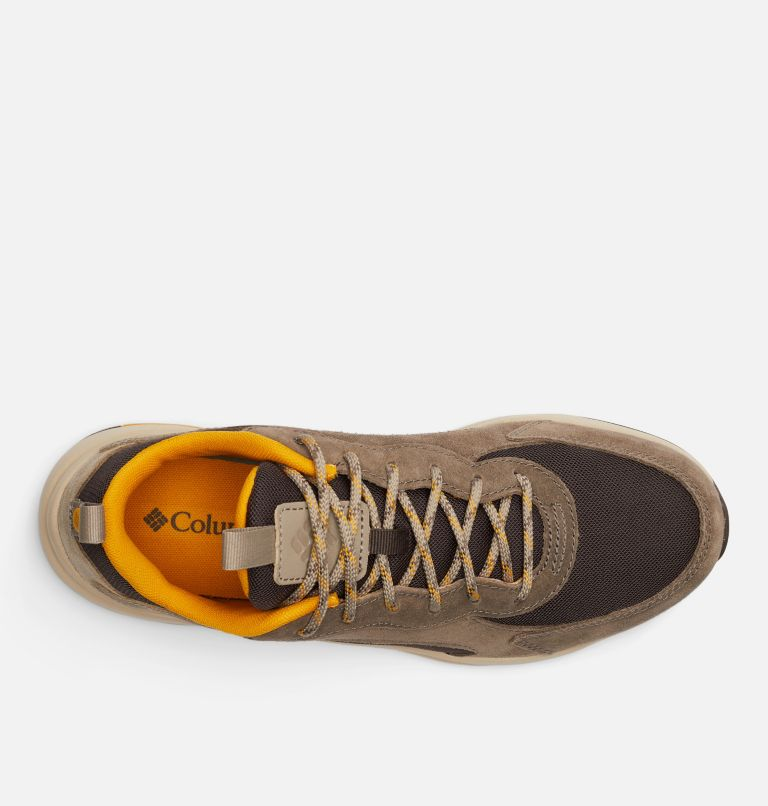 PIVOT™ | 231 | 12 Men's Pivot™ Shoe, Cordovan, Golden Yellow, top