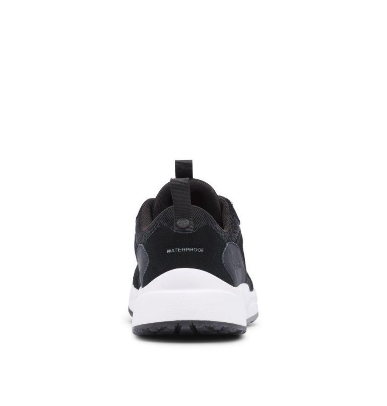 PIVOT™ WP | 010 | 14 Men's Pivot™ Waterproof Shoe, Black, White, back
