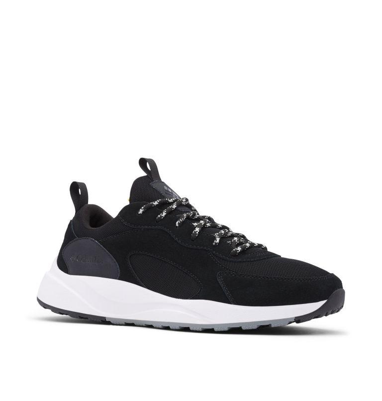 PIVOT™ WP | 010 | 14 Men's Pivot™ Waterproof Shoe, Black, White, 3/4 front