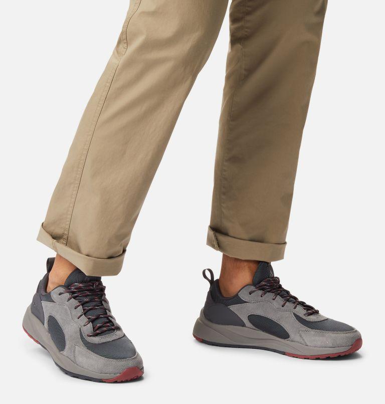 PIVOT™ WP | 011 | 10 Men's Pivot™ Waterproof Shoe, Shark, Red Element, a9