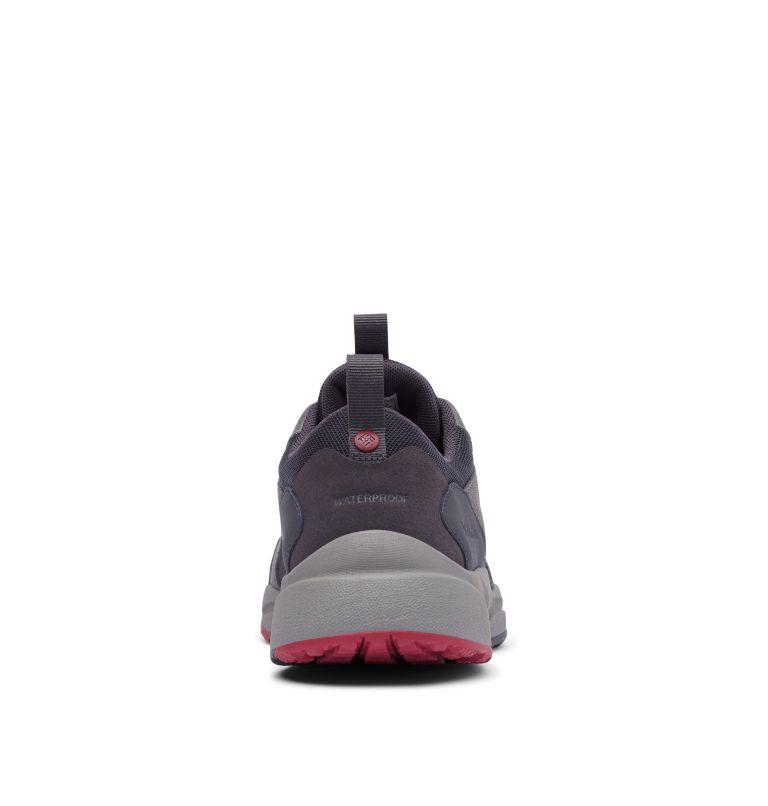PIVOT™ WP | 011 | 10 Men's Pivot™ Waterproof Shoe, Shark, Red Element, back