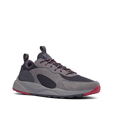 Men's Pivot™ Waterproof Shoe PIVOT™ WP | 029 | 10, Shark, Red Element, 3/4 front
