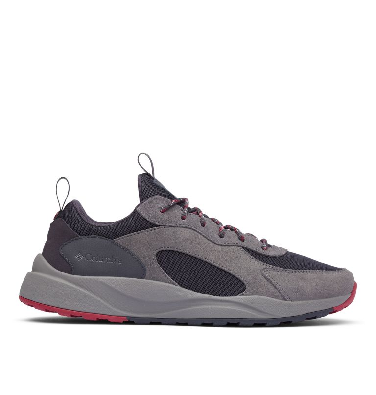 PIVOT™ WP | 011 | 10 Men's Pivot™ Waterproof Shoe, Shark, Red Element, front