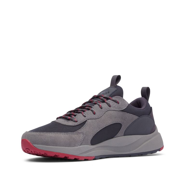 PIVOT™ WP | 011 | 10 Men's Pivot™ Waterproof Shoe, Shark, Red Element