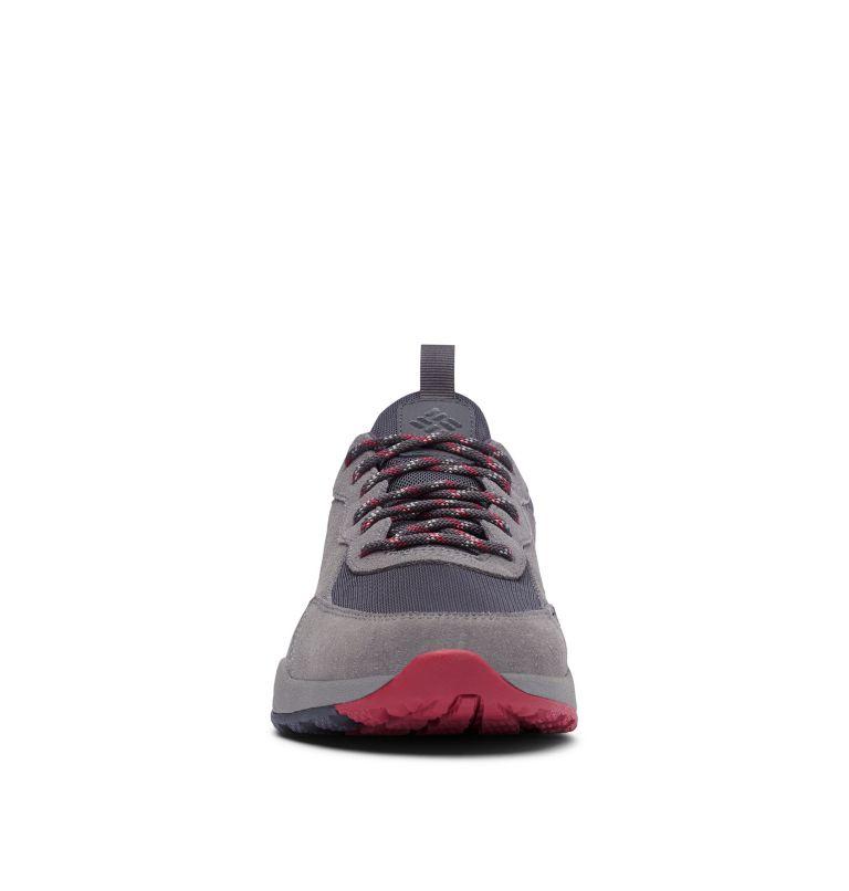PIVOT™ WP | 011 | 10 Men's Pivot™ Waterproof Shoe, Shark, Red Element, toe