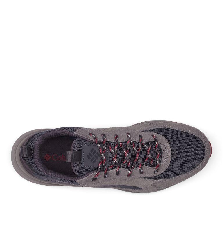 PIVOT™ WP | 011 | 10 Men's Pivot™ Waterproof Shoe, Shark, Red Element, top