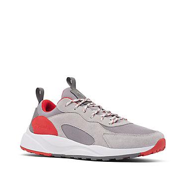 Men's Pivot™ Waterproof Shoe PIVOT™ WP | 029 | 10, Ti Titanium, Rust Red, 3/4 front