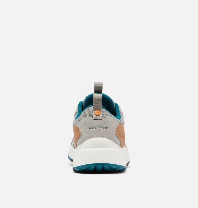 PIVOT™ WP | 081 | 7.5 Men's Pivot™ Waterproof Shoe, Dove, Deep Wave, back
