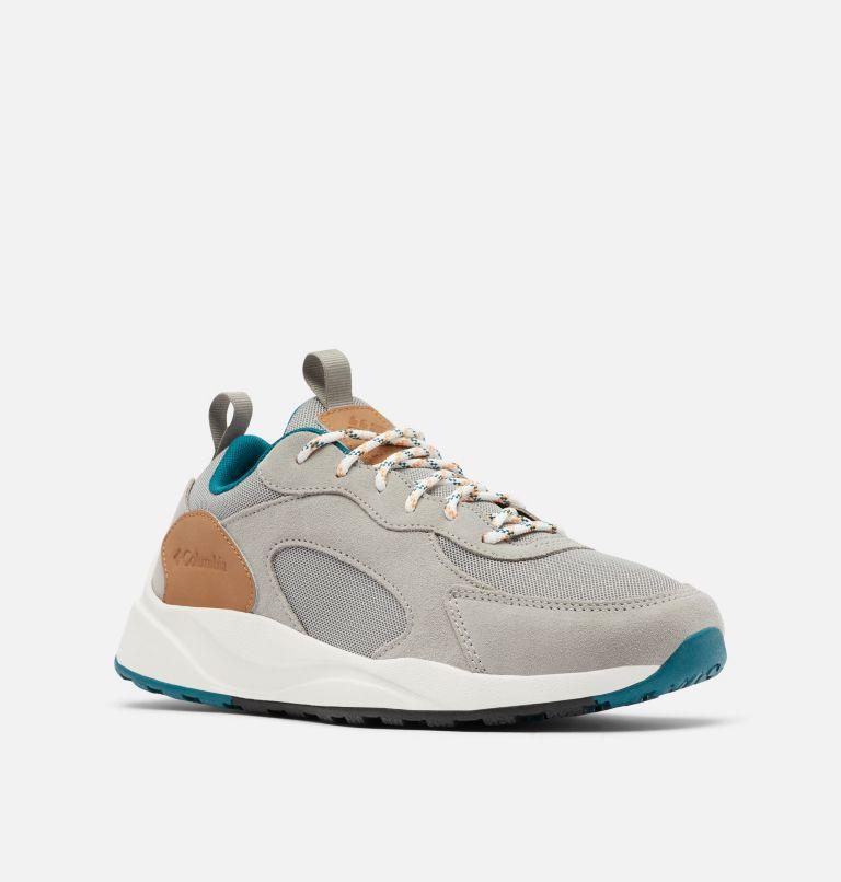 PIVOT™ WP | 081 | 7.5 Men's Pivot™ Waterproof Shoe, Dove, Deep Wave, 3/4 front