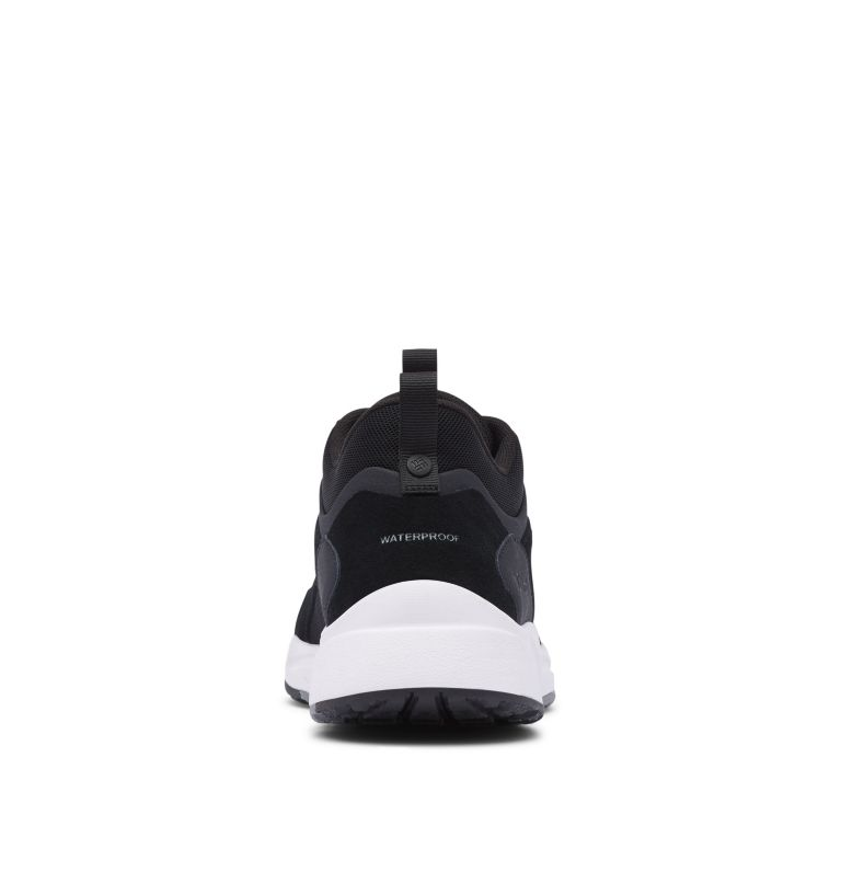 PIVOT™ MID WP | 010 | 11 Men's Pivot™ Mid Waterproof Shoe, Black, White, back