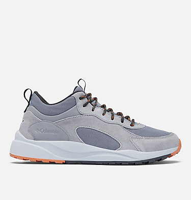 Men's Pivot™ Mid Waterproof Shoe - Wide PIVOT™ MID WP WIDE | 089 | 10, Ti Grey Steel, Cedar, front
