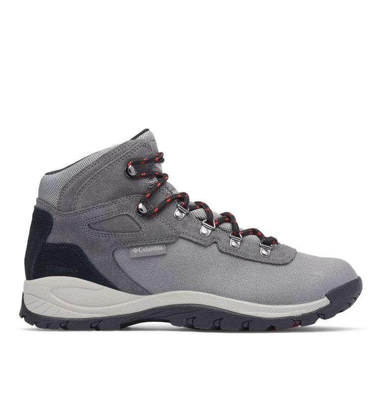 Men's Newton Ridge™ Canvas Waterproof Hiking Boot Men's Newton Ridge™ Canvas Waterproof Hiking Boot, front