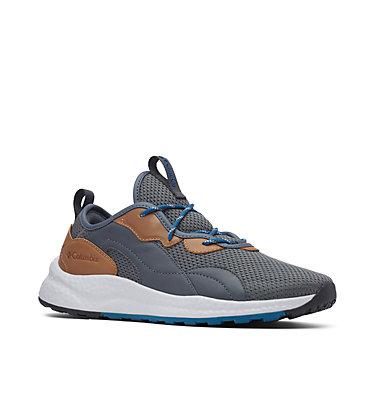 Men's SH/FT™ Breeze Shoe SH/FT™ BREEZE | 100 | 10, Graphite, Phoenix Blue, 3/4 front