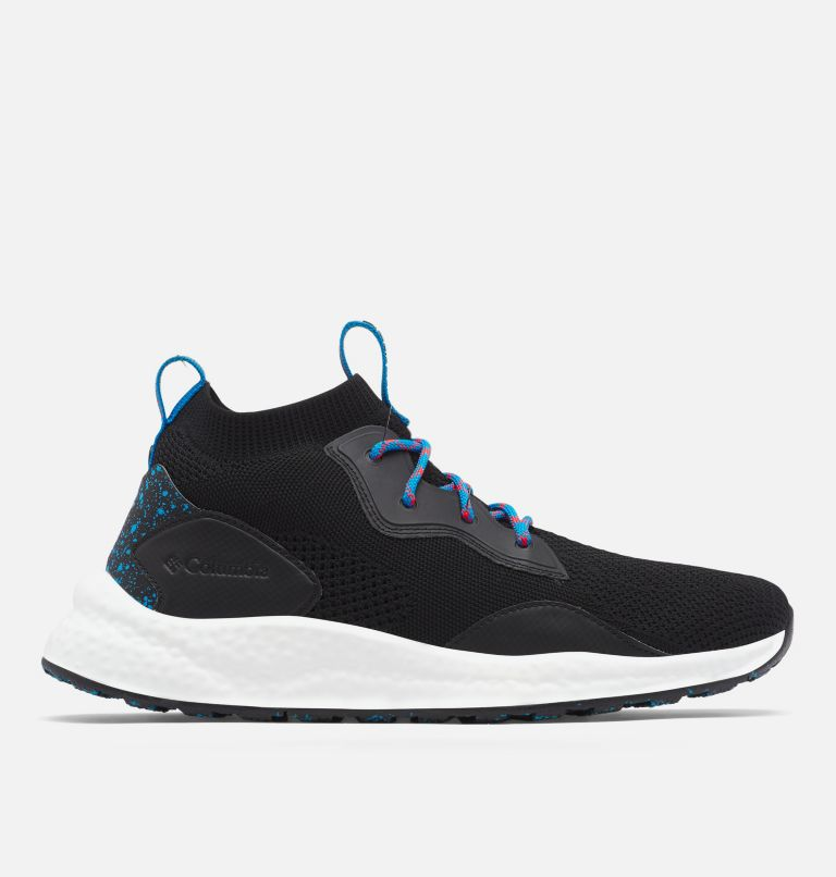 SH/FT™ MID BREEZE | 012 | 12 Men's SH/FT™ Mid Breeze Shoe, Black, Compass Blue, front