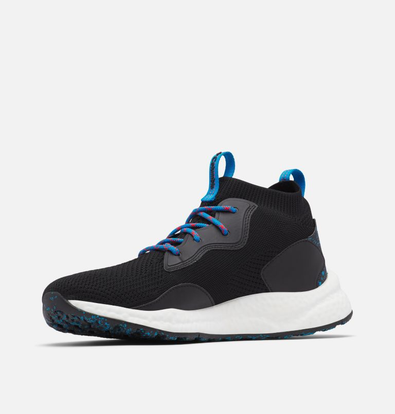 SH/FT™ MID BREEZE | 012 | 12 Men's SH/FT™ Mid Breeze Shoe, Black, Compass Blue