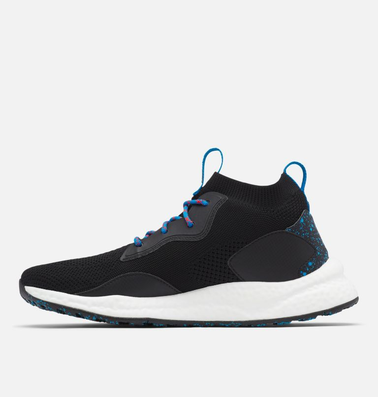 SH/FT™ MID BREEZE | 012 | 12 Men's SH/FT™ Mid Breeze Shoe, Black, Compass Blue, medial