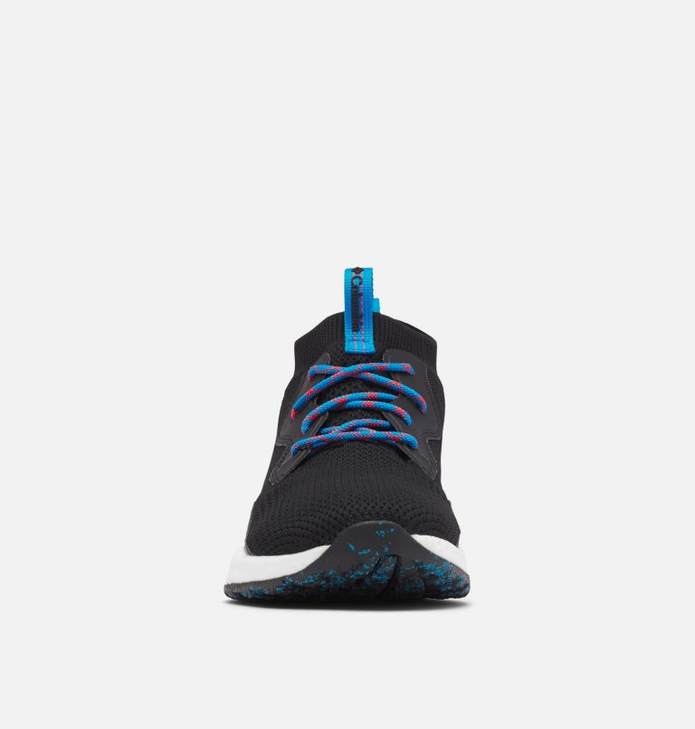 SH/FT™ MID BREEZE | 012 | 12 Men's SH/FT™ Mid Breeze Shoe, Black, Compass Blue, toe
