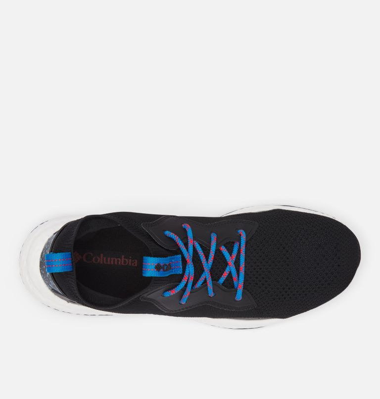 SH/FT™ MID BREEZE | 012 | 12 Men's SH/FT™ Mid Breeze Shoe, Black, Compass Blue, top
