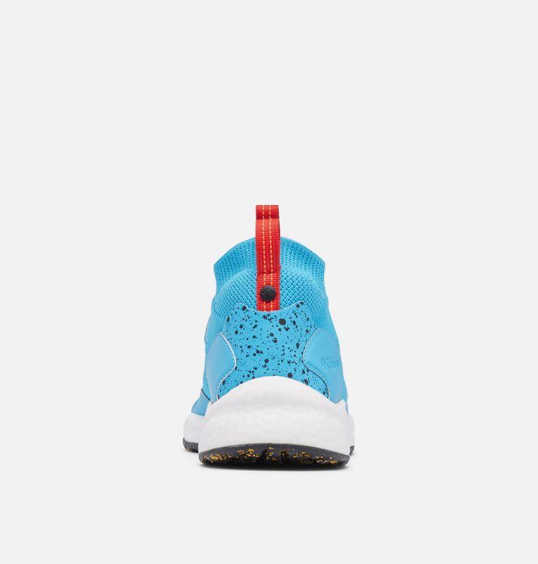 SH/FT™ MID BREEZE | 434 | 9 Men's SH/FT™ Mid Breeze Shoe, Cyan Blue, Black, back