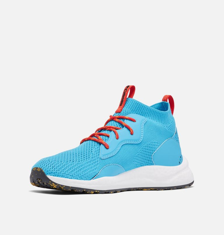 SH/FT™ MID BREEZE | 434 | 12 Men's SH/FT™ Mid Breeze Shoe, Cyan Blue, Black