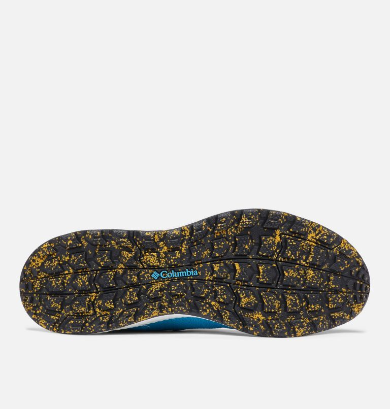 SH/FT™ MID BREEZE | 434 | 9 Men's SH/FT™ Mid Breeze Shoe, Cyan Blue, Black