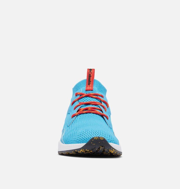SH/FT™ MID BREEZE | 434 | 9 Men's SH/FT™ Mid Breeze Shoe, Cyan Blue, Black, toe