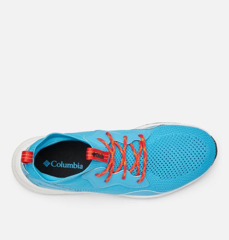 SH/FT™ MID BREEZE | 434 | 9 Men's SH/FT™ Mid Breeze Shoe, Cyan Blue, Black, top