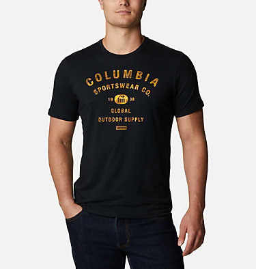 Camiseta Path Lake™ para hombre M Path Lake™ Graphic Tee | 010 | M, Black CSC Badge, front