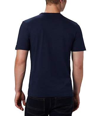 T-shirt con grafica Path Lake™ da uomo M Path Lake™ Graphic Tee | 011 | S, Collegiate Navy Round Bound, back