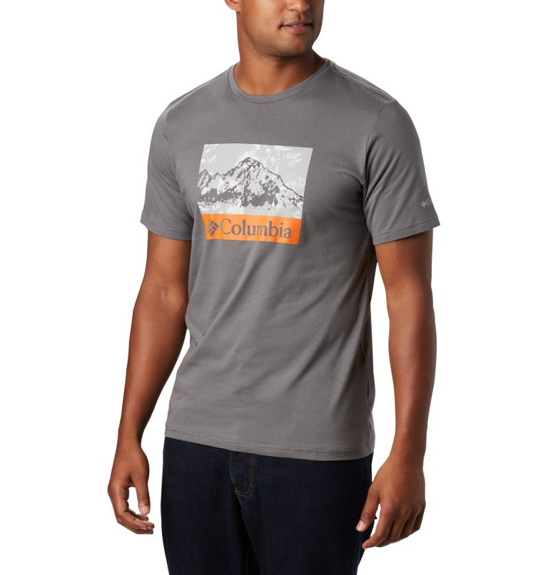 Men's Rapid Ridge™ Graphic T-Shirt Men's Rapid Ridge™ Graphic T-Shirt, front