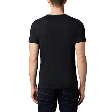 Men's Terra Vale™ II T-Shirt Terra Vale™ II SS Tee | 835 | L, Black Roam Hex, back