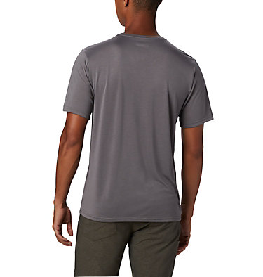 T-shirt Terra Vale™ II da uomo Terra Vale™ II SS Tee | 835 | L, City Grey Grizzly Walk, back