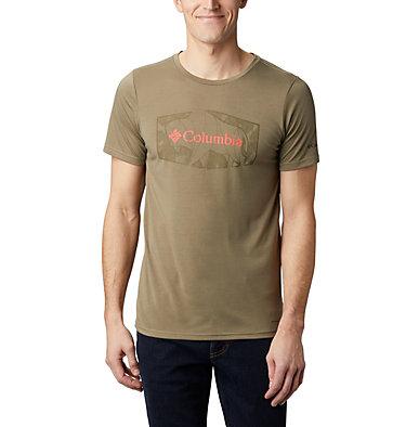 T-shirt Terra Vale™ II Homme Terra Vale™ II SS Tee | 835 | L, Sage Roam Hex, front