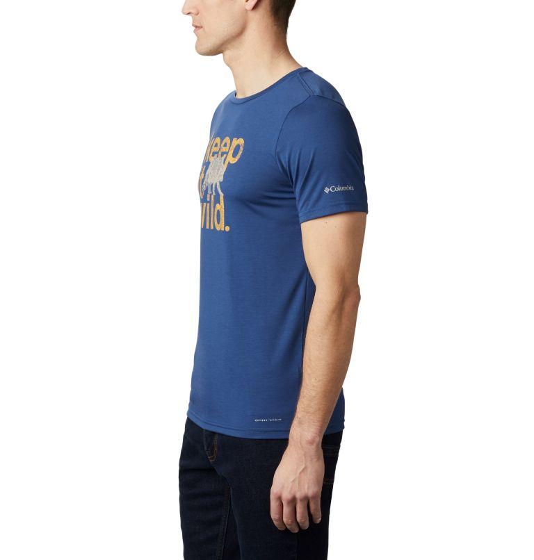 Terra Vale™ II SS Tee | 469 | XL Men's Terra Vale™ II T-Shirt, Carbon Keep It Wild, a1