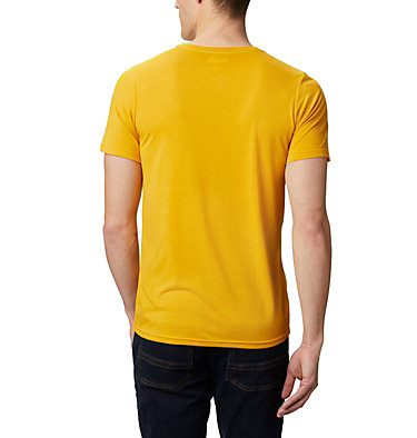 T-shirt Terra Vale™ II da uomo Terra Vale™ II SS Tee | 835 | L, Bright Gold Keep It Wild, back