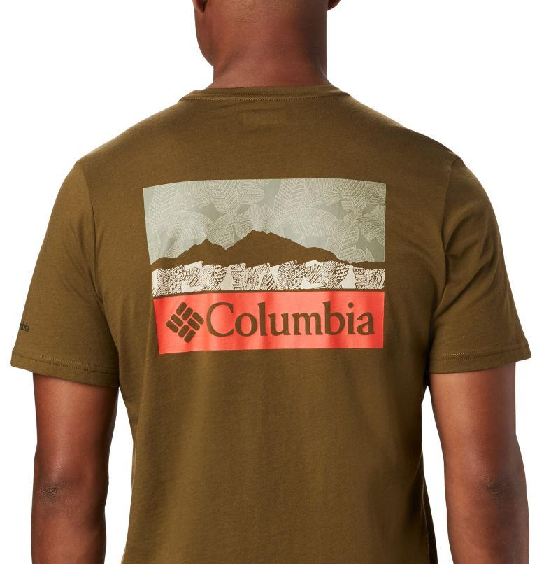 T-shirt con grafica Rapid Ridge™ da uomo T-shirt con grafica Rapid Ridge™ da uomo, a3