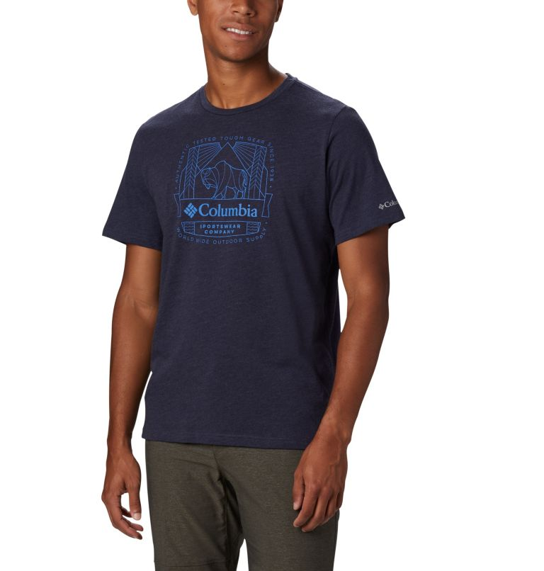 Men's Bluff Mesa™ Graphic T-Shirt Men's Bluff Mesa™ Graphic T-Shirt, front