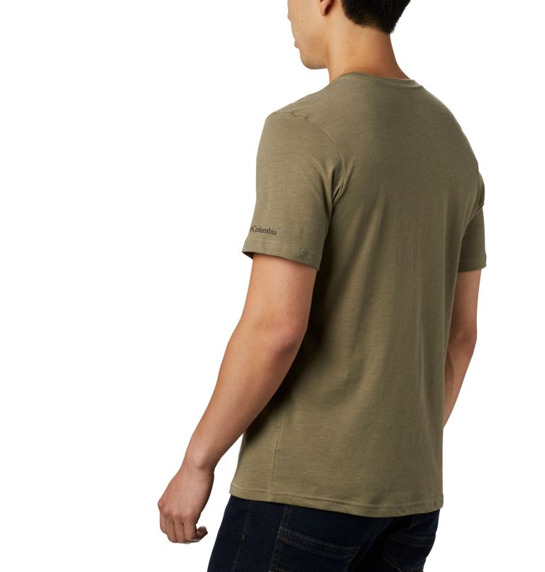 M Piney Falls™ Graphic Tee | 365 | S Men's Piney Falls™ Graphic Tee, Sage Sharkalo, a3
