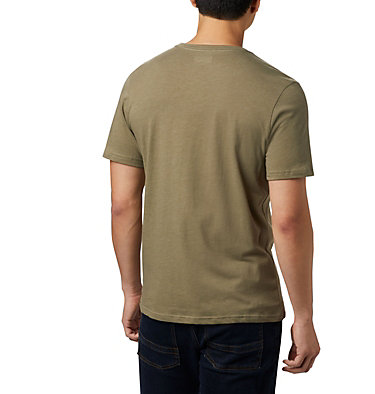 Men's Piney Falls™ Graphic Tee M Piney Falls™ Graphic Tee | 848 | L, Sage Sharkalo, back